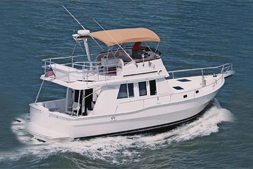 Trawlers Riverwalk Yacht Sales